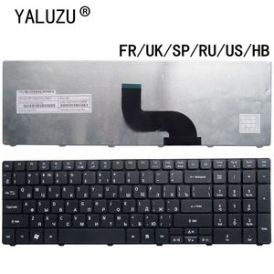 US/UK/SP/RU/FR/HB Laptop Keyboard FOR ACER Aspire 7745Z 6656 7560G 7560 5252 5349 5430 5342 7740(China)