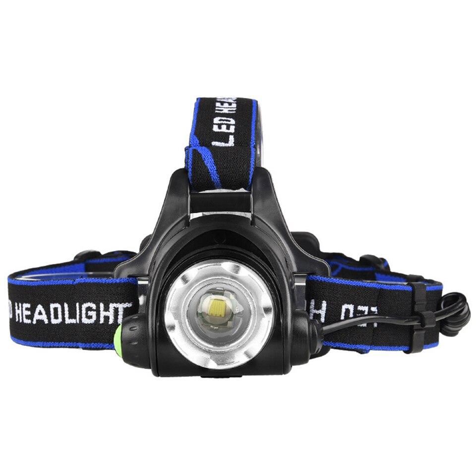 Προβολέας led t6 / l2 κεφαλής super bright msow