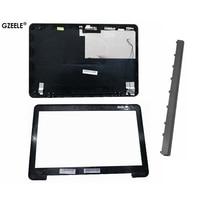 Laptop Por ASUS F554L F555LA F555UA F554LA K555LD X555LI X555LJ X554L R557 LCD Back Cover/tampa 13NB0621AP0811 Dobradiças de metal
