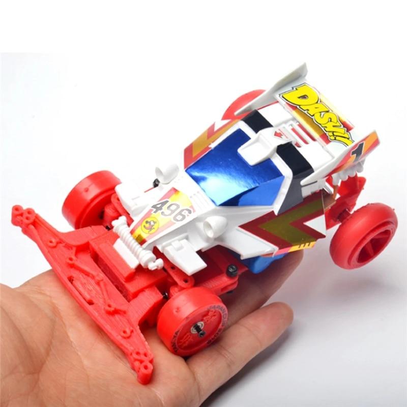Racing plastic car power kart children/'s puzzle toy vehicles car formula  SN