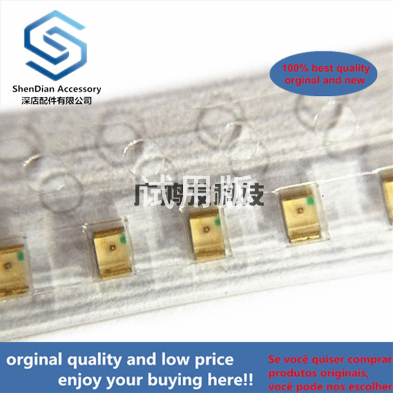 10pcs 100% Orginal New PG1112H-TR SMD Green Green LED Patch 0805 2012 2125
