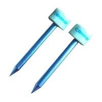 1 pair Original CE 03 Fiber Electrode for Comewai C6 C8 C9 C10 fusion splicers Optical fiber fusion splicer electrodes