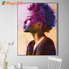 Sexy woman Figure paint  Wall Art Canvas Painting abstract painting Decor Picture nordic decoration home Unframed