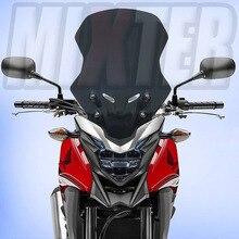 Motorfiets Onderdelen Touring Sport Voorruit Voorruit Deflector Voor Honda CB500X 2016 2017 2018 2019 2020 2021 Cb 500X CB 500X