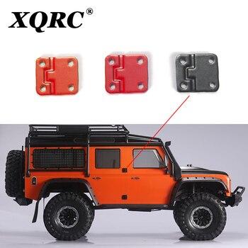 XQRC 4-piece trx4 color metal door hinge for 1:10rc reinforced concrete track truck traxxas trx-4 defender trx4 Lily page 3802618 page 4