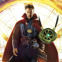 Doctor Strange Infinity War Eye of Agamotto Necklace Pendant (6 Designs) 2