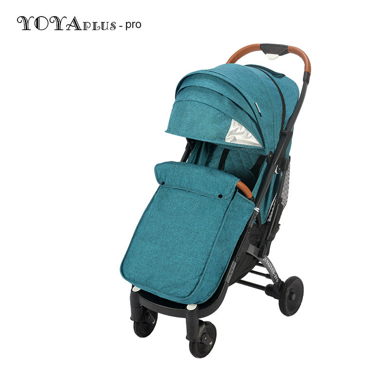 FREE SHIPPING RUSSIA Yoyaplus-pro Light Weight Baby Stroller With Big Rear Wheel For Winter
