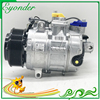 אוטומטי מזגן AC/C מיזוג אוויר קירור מדחס 7SBU17C עבור BMW X5 F15 F85 E70 xDrive X6 E71 e72 35i N54 N55 64529217868