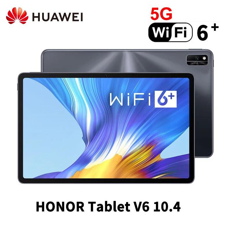 Huawei Honor Mediapad V6 10,4 inch 2K экран планшетный ПК Kirin 985 Octa Core Dual модель Wi-Fi 6 + Wi-Fi/5G LTE версия