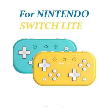 EastVita 8BitDo Lite Gamepad inalámbrico Bluetooth, plástico 480mAh, Mando de Joystick recargable para interruptor Lite Windows r30