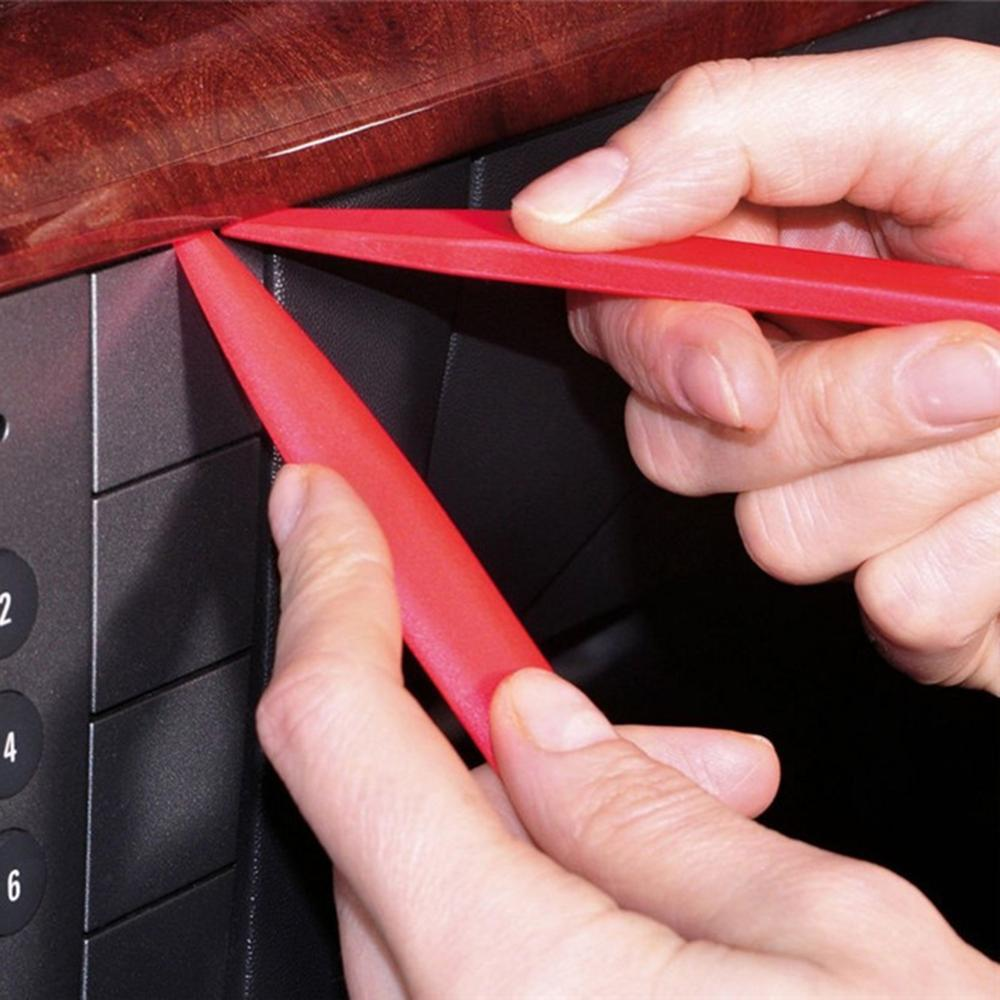 11 vnt plastikinių automatiškai išmontuojamų įrankių rinkinys - Įrankių komplektai - Nuotrauka 5