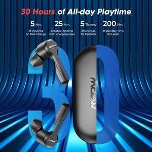 Image 4 - アップグレードmpow M9 twsイヤフォン真のワイヤレスbluetooth 5.0ヘッドホンIPX7防水イヤホンと充電ケースiphone 11 xs
