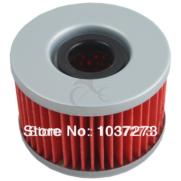 Oil filter For <font><b>Honda</b></font> <font><b>TRX</b></font> <font><b>400</b></font> 500 650 680 Rancher <font><b>Foreman</b></font> Rubicon Rincon CBR250RR image