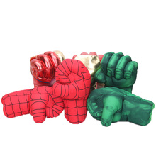 33ซม.Incredible Heroรูปของเล่นมวยถุงมือเด็กถุงมือ