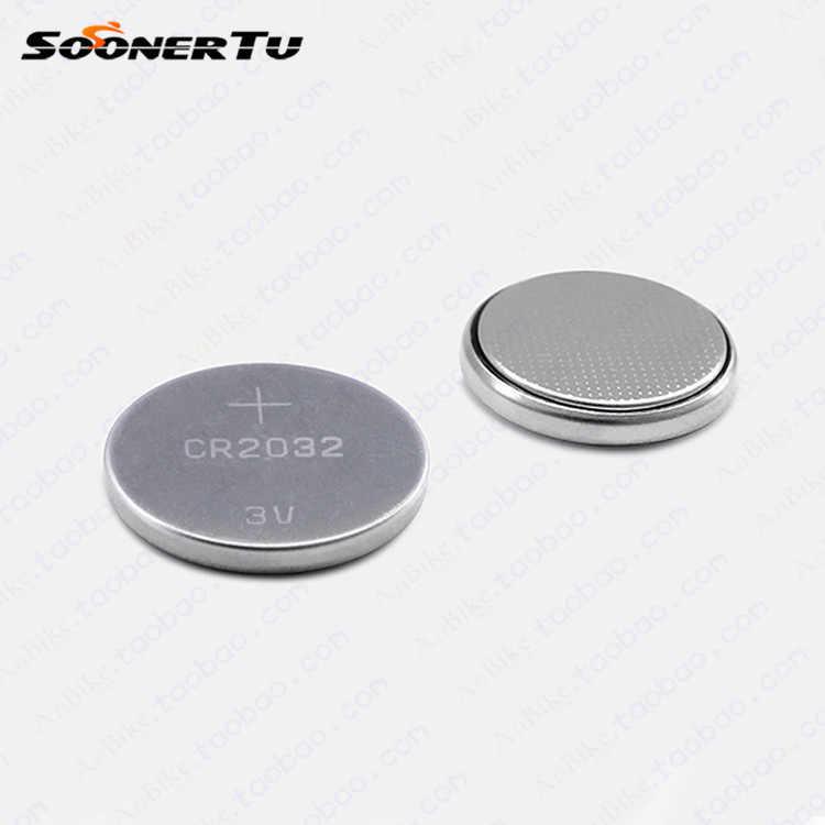 Bateria de lítio-íon da luz da rã da bateria das rodas quentes da pilha do botão cr2032 wan ju deng bateria durável