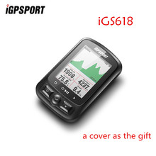 IGPSPORT IGS618 ANT + GPS Computer Fiets Bluetooth Draadloze Stopwatch Waterdicht Cycling Bike Sensor Snelheidsmeter Computer