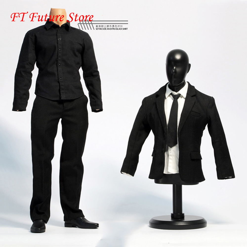 """1//6 Scale Action Figure Model Leather Shoes Brown For 12/"""" Male Body Solid"""