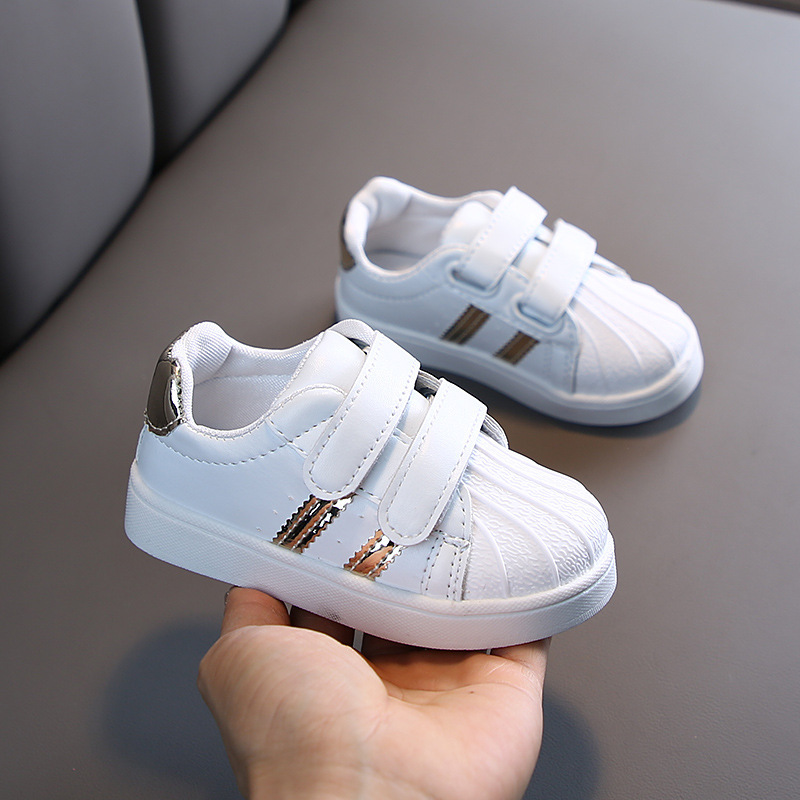 Boys Sneakers for Kids Shoes Baby Girls Toddler Shoes Fashion Casual Lightweight Breathable Soft Sport Running Children's Shoes 4