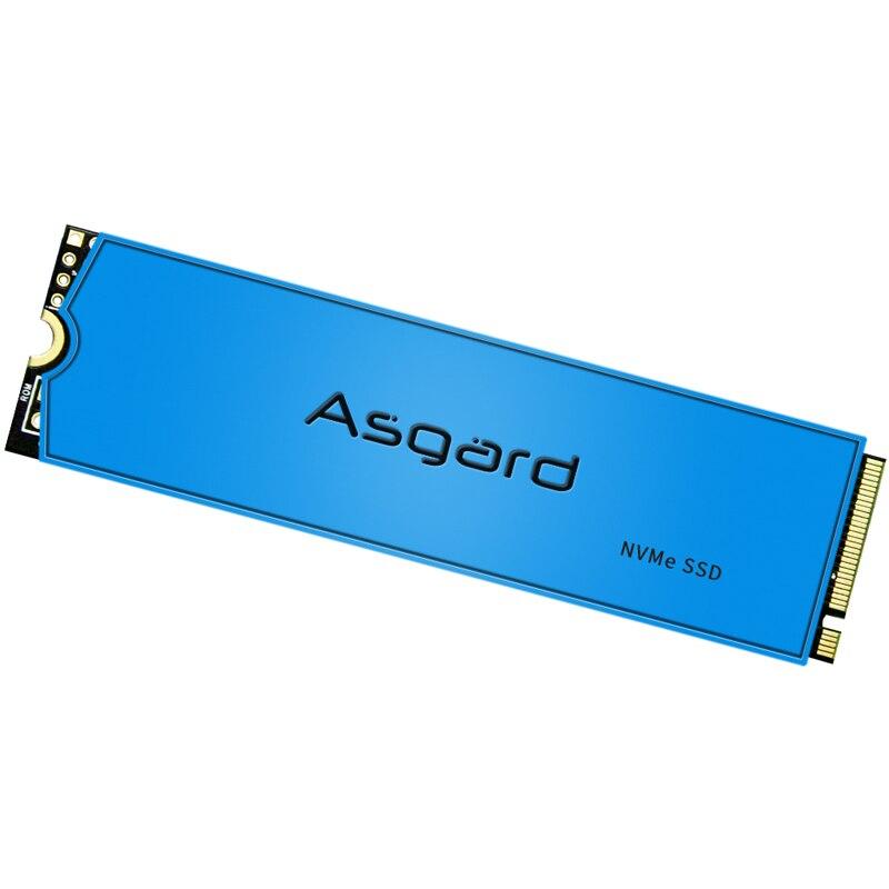 Asgard M.2 ssd M2 PCIe NVME 1TB 2TB Solid State Drive 2280 Interne Festplatte für Laptop mit cache