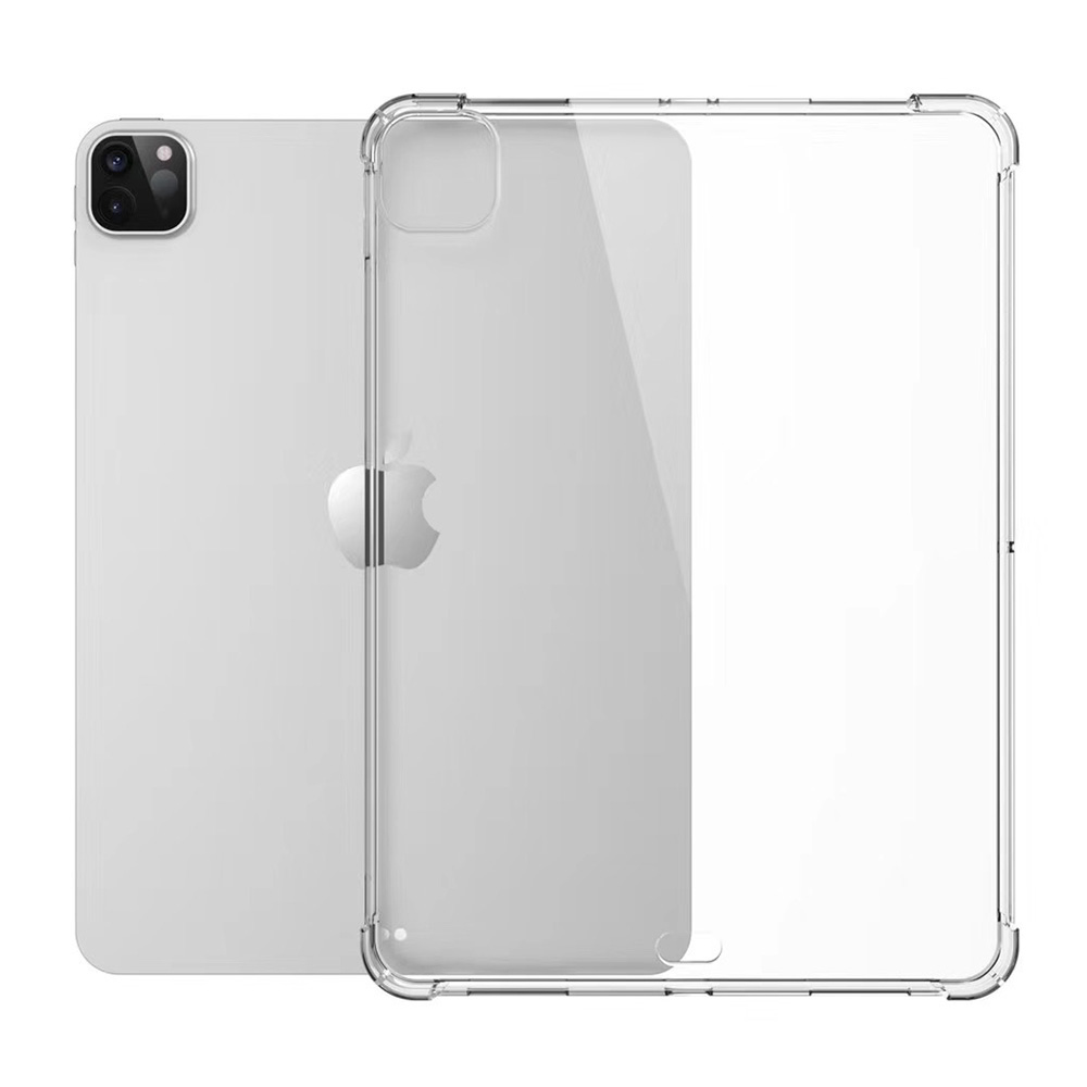 JONSNOW TPU Case For IPad Pro 11 12.9inch 2020 Crack-Resistance Ultra Thin Air Guard Corner For IPad Pro Tablet Protective Cover