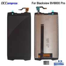 Original For Blackview BV6800 Pro LCD Display Touch Screen Assembly Repair Parts For Blackview BV6800 Pro Screen LCD Display black for blackview a8 max lcd display