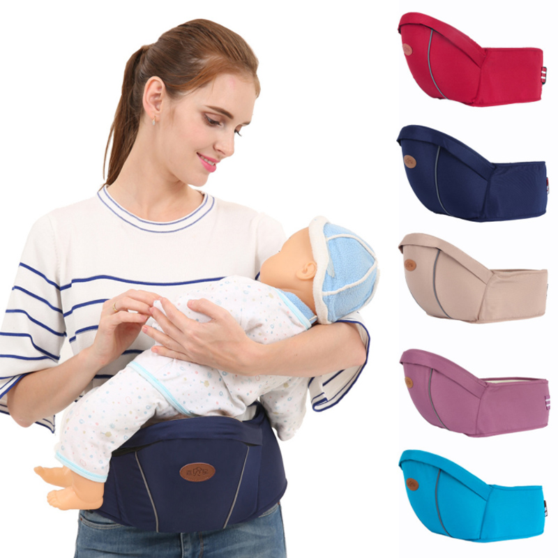 Hot Baby Carrier Waist Stool Walker Adjustable Infant Toddler Front Carrier Belt Backpack Hold Kids Sling Hold Hot Hip Seat Belt