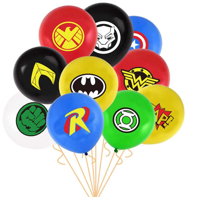 Batman Fieltro Feliz Cumpleaños Carta Bandera Fiesta De Uñas