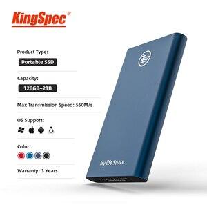 Image 3 - KingSpec przenośny dysk twardy SSD dysk twardy 1TB SSD zewnętrzny dysk półprzewodnikowy USB 3.1 type c Usb 3.0 hd externo 1 T na pulpit