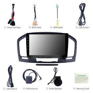 Image 4 - Seicane 9 inch 2din Android 8.1 Car Head Unit Radio Audio GPS Multimedia Player for 2009 2010  2013 Buick Regal support Carplay