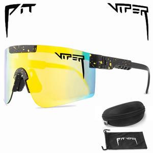 Fashion Sunglasses Fishing-Goggles Pit Viper Retro Vintage Sports BRAND Women UV400 Eyewear