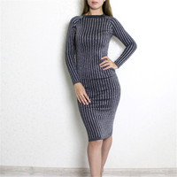 Платье-лапша с люрексом Цена 1091 руб. ($13.75) | 149 заказов Посмотреть