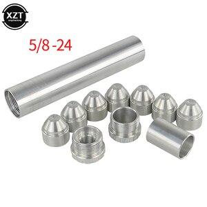 Image 5 - Alüminyum 1/2 28 veya 5/8 24 araç yakıt filtresi 1X7 veya 1X13 araba Solvent tuzak NAPA 4003 WIX 24003