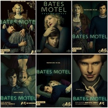 Movie Bates Hostel retro classic poster bar home decoration painting
