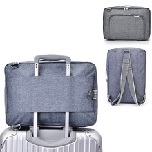 2in1 Oxford Travel Luggage Bag Trolley Organizer Travelling Bags and Luggage for Women Suitcase Storage Duffle Bag Packing Cubes
