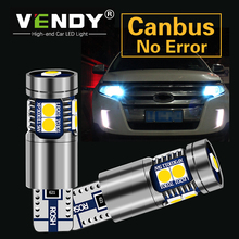 цена на 1x Canbus W5W T10 Car LED Clearance Light Auto Lamp Bulb For ceed rio 3 4 honda civic fit crv accord 8 jazz Odyssey solaris i30