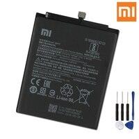 Bateria bm4f original de xiao mi para xiaomi mi cc9 cc9e cc9 e mi a3 bm4f substituição genuína bateria do telefone 4030 mah com ferramentas gratuitas