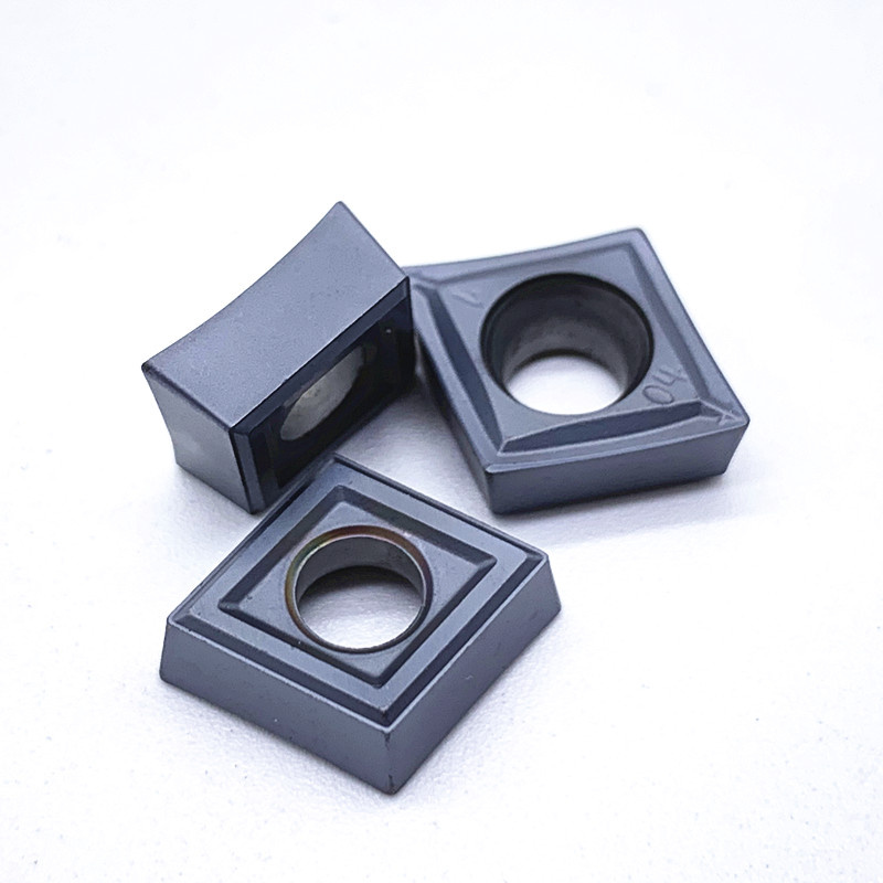 Купить с кэшбэком 10pcs CCMT09T304 SM IC907 / IC908 32.51 Internal Turning Tools Carbide inserts Lathe cutter Cutting Tool CNC Tools Tokarnyy amw