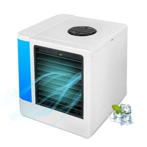 Portable Air-Conditioner Space-Cooler Personal-Space Mini Fan USB Desktop for Home 7-Light