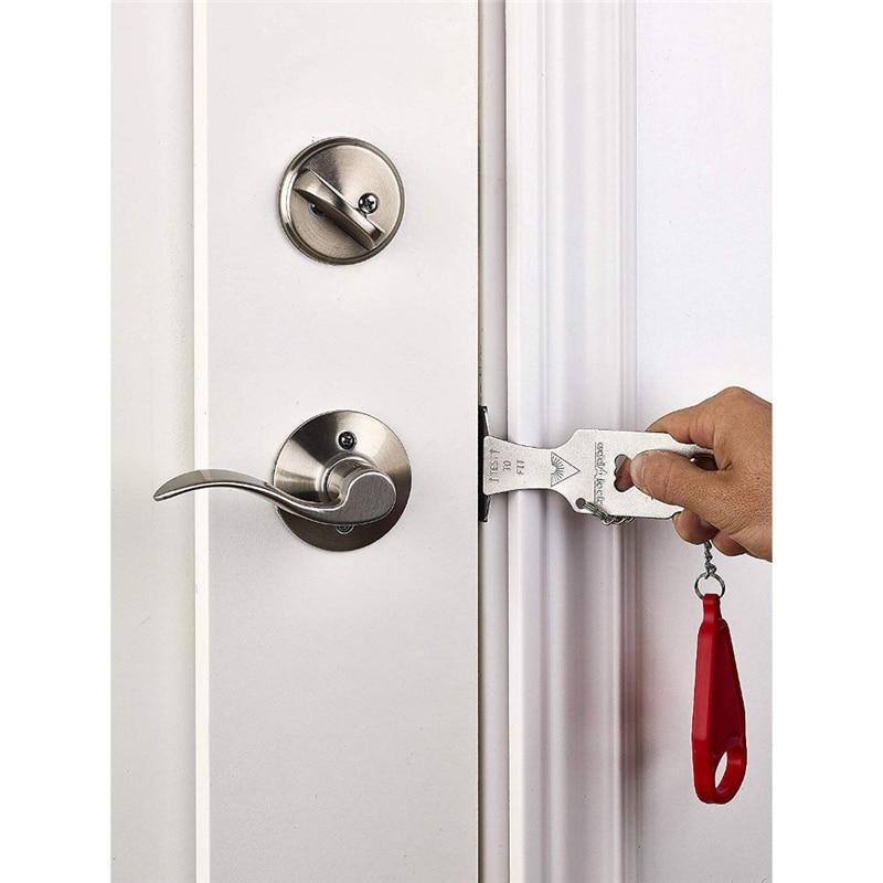 Portable Hotel Door Lock