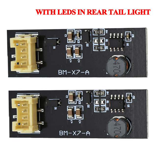 Good quality Rear Driver F25 B003809.2 LED light Plug And Play Repair Replacement Board Tail Light For X3 F25 2011-2017