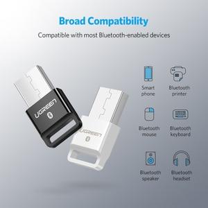 Image 5 - UGREEN USB بلوتوث 4.0 محول دُنجل لاسلكي الارسال والاستقبال للكمبيوتر مع ويندوز 10 8 7 XP بلوتوث سماعة ستيريو