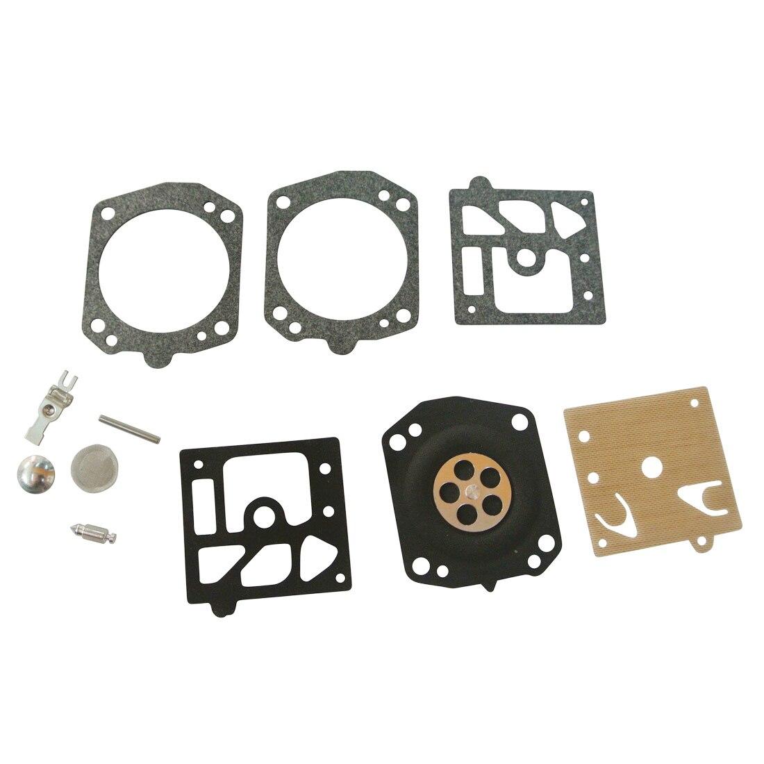 Carburetor Rebuild K24HDA HDA 357 Kit Overhaul 4 Walbro 359 Repair HUSKY K24 Fit