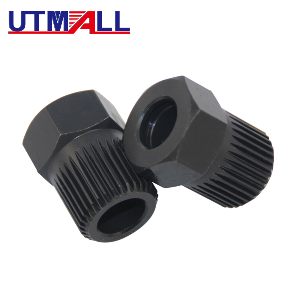 V-Belt FreeWheel Pulley Removal Alternator 33 Tooth Socket Tool For VW Audi Golf/Passat