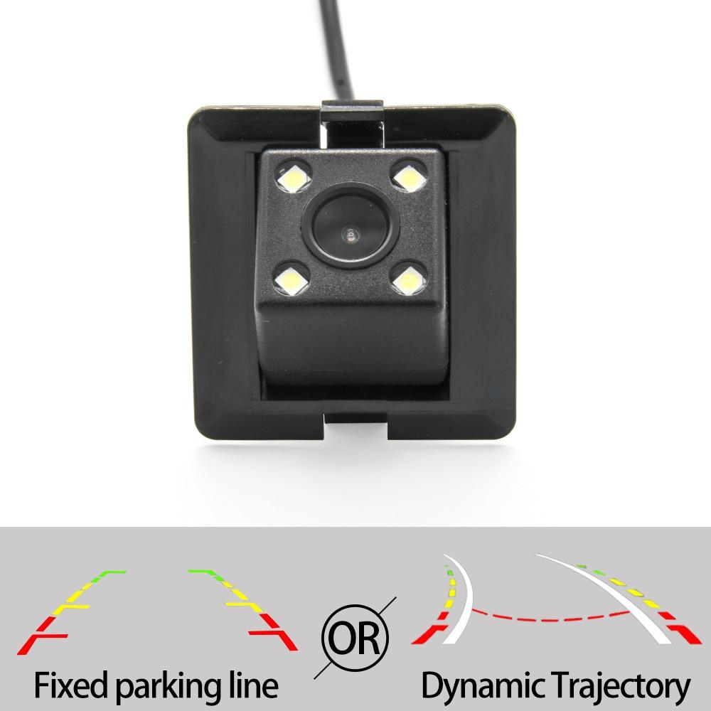 Auto Wayfeng WF/® Cam/éra de recul CCD HD Cam/éra de recul cam/éra de Vision Nocturne de Voiture pour Toyota Land Cruiser Prado 150