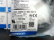 цена на Authentic Omron original brand new genuine E2E-S05S12-WC-C2 2M