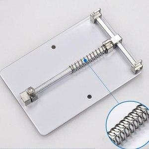 Image 4 - 1PCS PCB לנענע מחזיק מגרד עבור טלפון סלולרי המעגלים תיקון מהדק מתקן Stand כלים