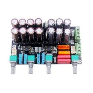 Image 4 - HIFI Stereo Preamp Preamplifier Tone Board Audio OPAMP Treble Bass Volume Tone Controller Amplifier Board