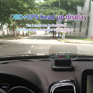 Car HUD Head Up Display GPS Na