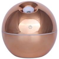 Neue 130Ml Usb Ultraschall luftbefeuchter Diffusoren Aromatherapie Ätherisches Öl Diffusor Luftbefeuchter Überzug für Büro Auto Gold|Luftbefeuchter|   -