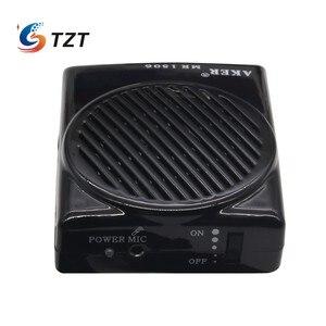 Image 4 - TZT Amplificador de voz MR1506, amplificador de voz recargable, altavoz de 10W para Coachers